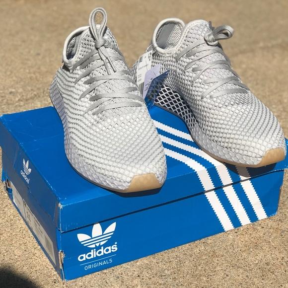 cca7f75f42e86 Men s Adidas Originals Deerupt Runner casual shoes